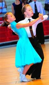 бальные танцы для детей Алматы