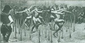 танцы с мечами