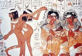 танец в Египте