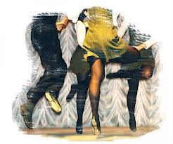 элементы танца