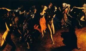 танцы ведьм